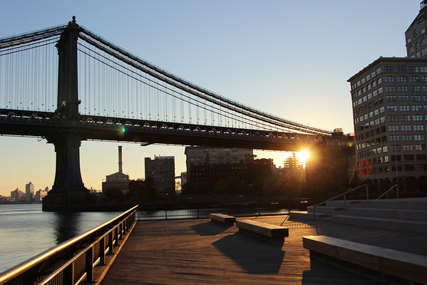 brooklyn carousel sunrise - 24-105