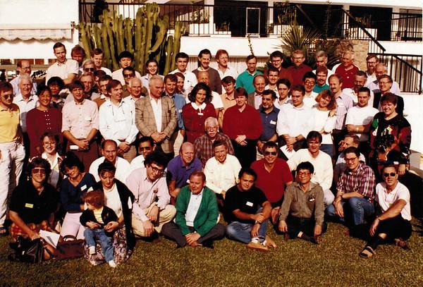 JAS 1992 in Benalmadena, Spain