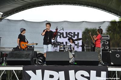 Krush Band Rumaggedon Oct 01 2016