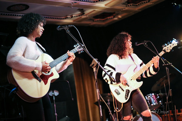 Zamar - Aretha's Jazz Cafe - 11-29-2018