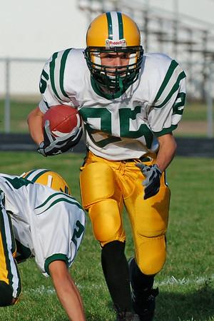 Saydel Freshman Football - Jefferson 2008