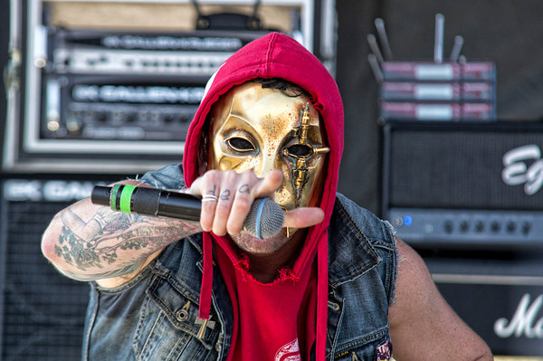Hollywood Undead May 12, 2013
