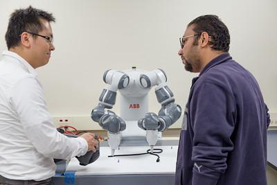 Robotics Research