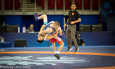 55kg Sam Hazewinkel