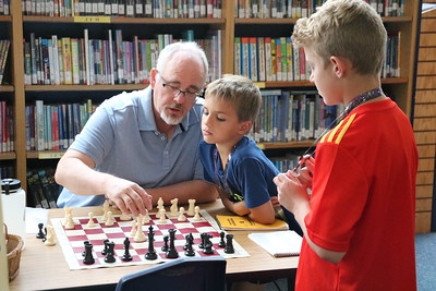 Summer Camps - Chess 8-9-18