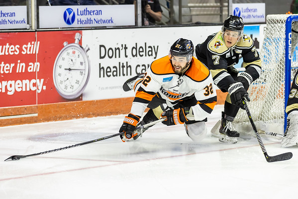 2/21/21 Komets vs. Nailers