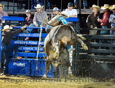 2016 Bull Riding Saturday 9/3/2016