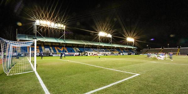 Morton FC v Livingston FC. Ladbrokes Championship. Tuesday 27th February 2018.