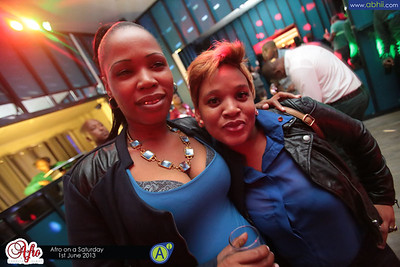 Afro Lounge - 1st June 2013