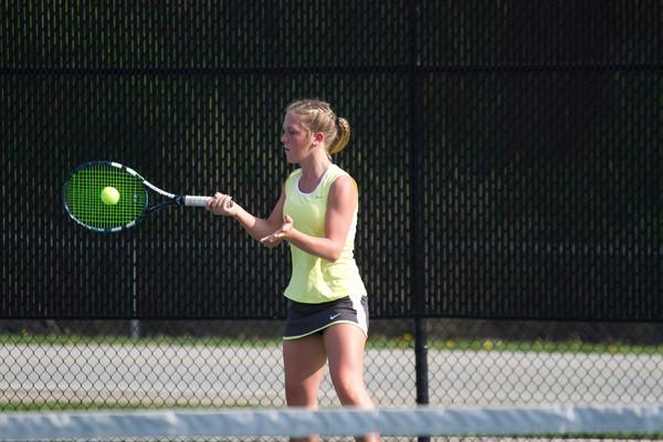 Plymouth vs. Northridge tennis