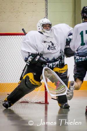 Game, June 03, 2015 Calgary Wranglers vs Okotoks Ice