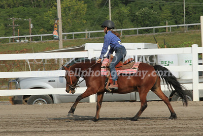 Bleeding Heart Barrel Race, p12