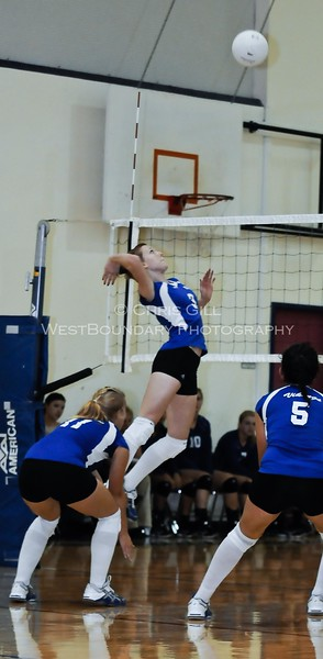 Orcas Vikings Volleyball 2009