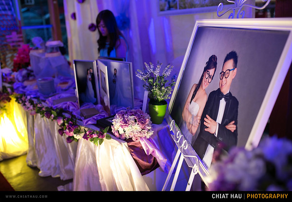 Vincy + Allen - Bagan Serai - Actual Day Reception Session