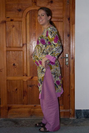 Erin's Pregnancy Pics (May - Oct 2011)