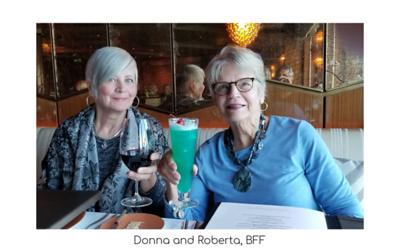Donna's 60