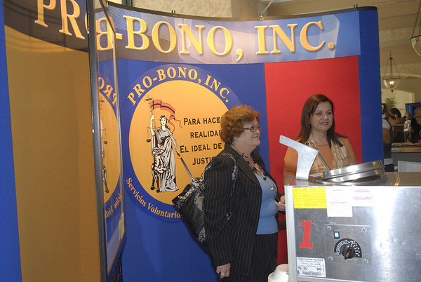 Pro Bono y Convención del Colegio de Abogados