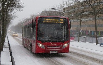 UK Bus March 2018