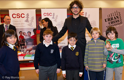2010 London Chess Classic Junior Events