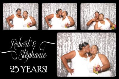Robert & Stephanie 25th Anniversary