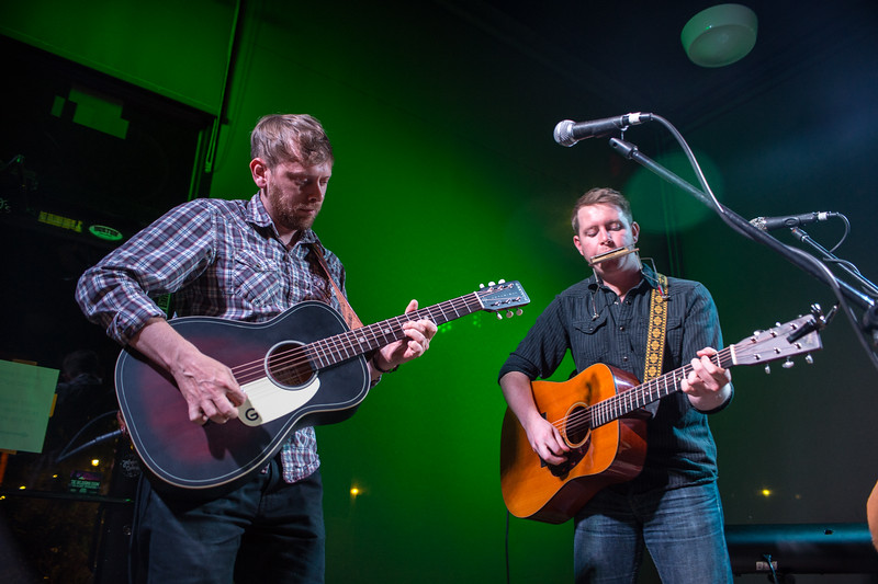 John Fullbright with Travis Linneville 04-12-15