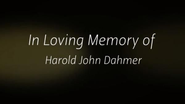 Harold John Dahmer