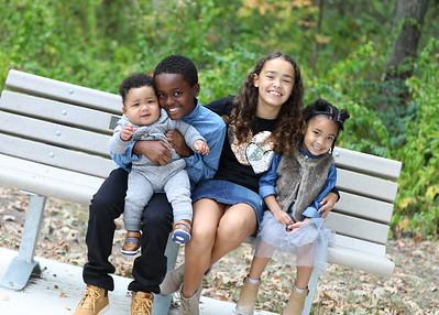 Gandy Family Portraits