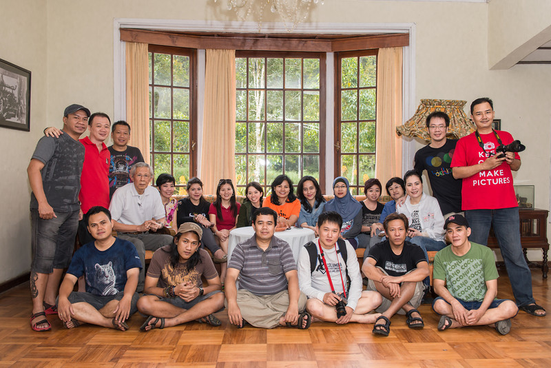 Tur Pangalengan I tgl 1-2 Juni 2013