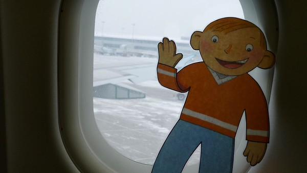 2014 - Flat Stanley Goes to Vietnam and Japan