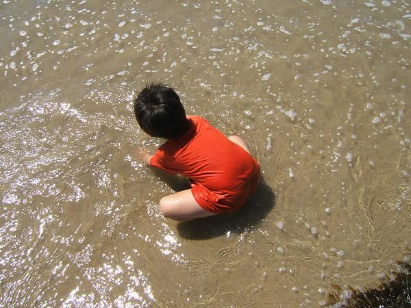 2005 09 05 Beach