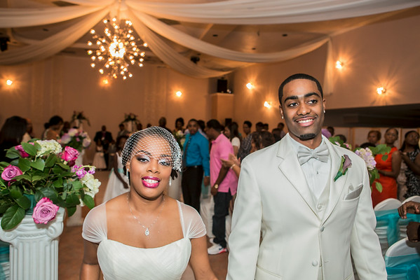 Apolonia + Brandon Wedding