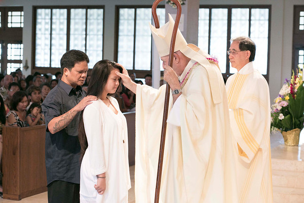 St. Theresa Church Confirmation 2013 (Photos)