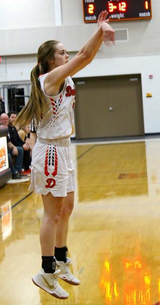 River Valley @ Dodgeville Girls Basketball 2-6-20