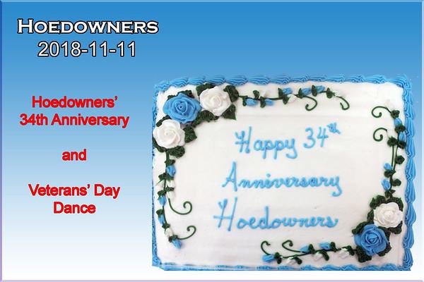2018-11-11 HD 34th Anniversary
