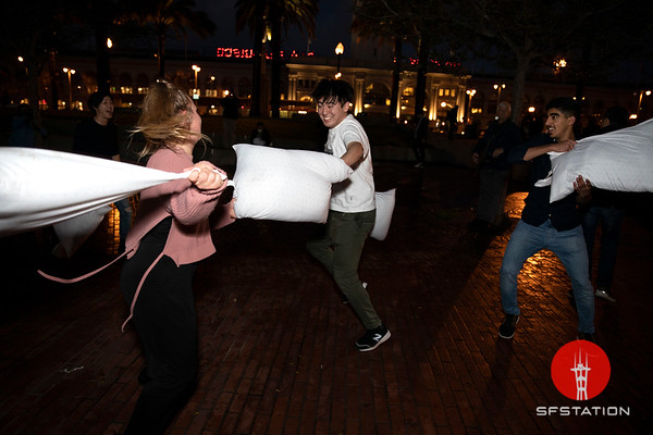 Pillow Fight 2019