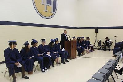 Graduation at Yankee Hill Education Center