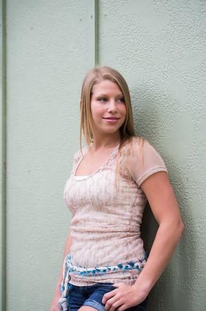 Gina Senior Portraits | DeLand High School
