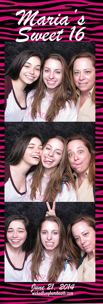 6-21-Private Residence-Photo Booth