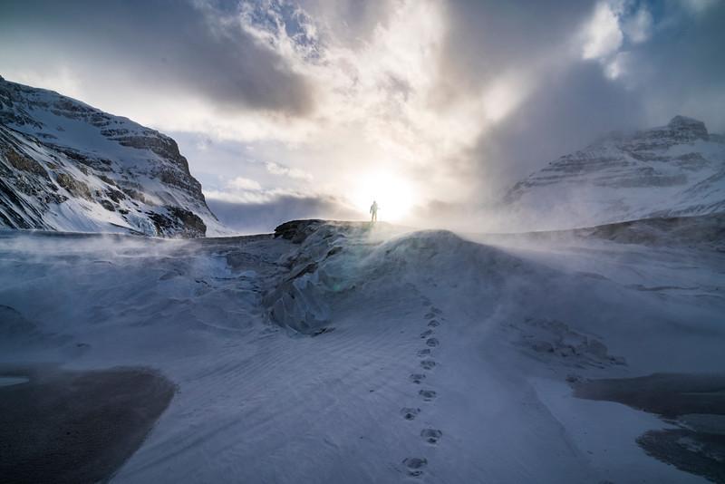 Big Bend Glacier