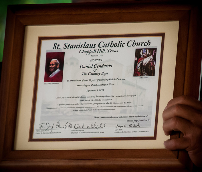 2013 St. Stanislaus In Chappell Hill Bazaar