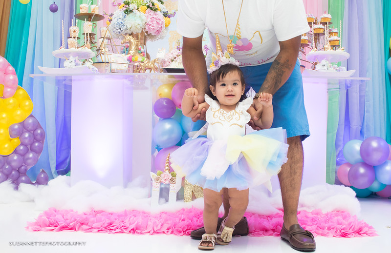 Valentina's First Birthday!