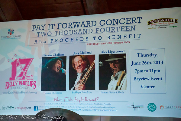 2014 Pay It Forward Concert