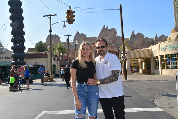 Disneyland With Kat