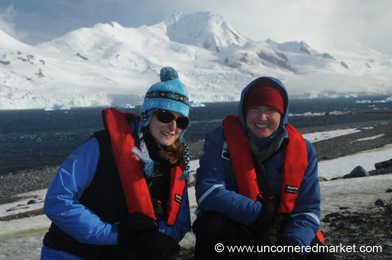 Hamming it Up in Antarctica
