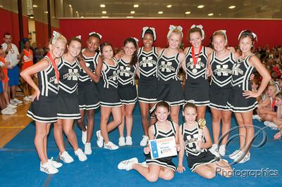 2011 Sideline Spirit Cheer Camp