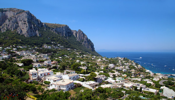 Exploring Sorrento and the Isle of Capri