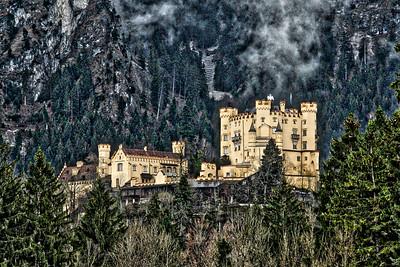 Hehenschwangau castle