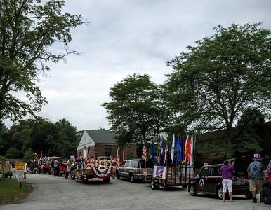 Canterbury 2015 4th of July Parade
