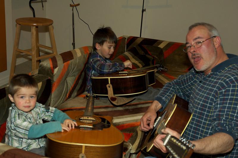 Guitare Jam 2011