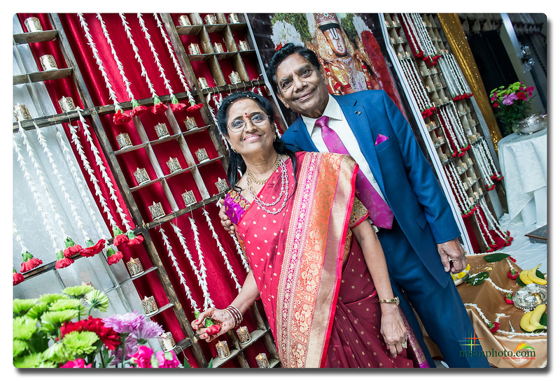 Murthy & Indira's 50th Wedding Anniversary